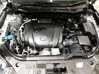 2014 Mazda CX-5 KE1031 MY14 Akera SKYACTIV-Drive AWD Silver 6 Speed Sports Automatic Wagon