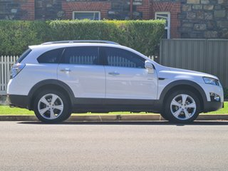 2012 Holden Captiva CG Series II 7 AWD LX White 6 Speed Sports Automatic Wagon.