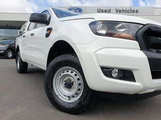 2016 Ford Ranger PX MkII XL White 6 Speed Sports Automatic Utility.