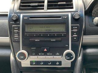 2013 Toyota Camry ASV50R Altise Red 6 Speed Sports Automatic Sedan