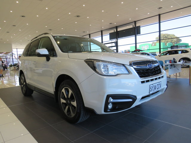 Used Subaru Forester S4 MY17 2.0D-L CVT AWD Edwardstown, S4 MY17 2.0D-L WAG 5dr LINC 7sp 422kg 2.0DT
