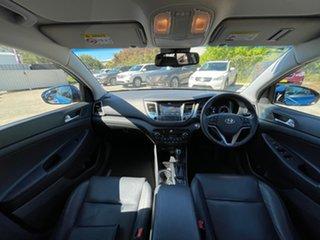 2016 Hyundai Tucson TLE Elite D-CT AWD Blue 7 Speed Sports Automatic Dual Clutch Wagon
