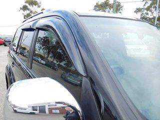 2006 Toyota Landcruiser Prado GRJ120R Grande Black 5 Speed Automatic Wagon