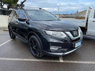 2018 Nissan X-Trail T32 Series II ST-L X-tronic 2WD Diamond Black 7 Speed Constant Variable Wagon.