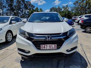 2015 Honda HR-V MY15 VTi-S White Orchid 1 Speed Constant Variable Hatchback.