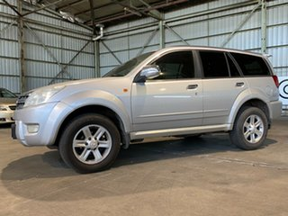 2009 Great Wall X240 CC6460KY Silver 5 Speed Manual Wagon.