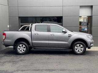 2019 Ford Ranger PX MkIII 2019.00MY XLT Silver 6 Speed Sports Automatic Double Cab Pick Up.