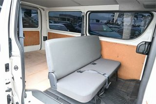 2017 Toyota HiAce KDH201R 4 Speed Automatic Van