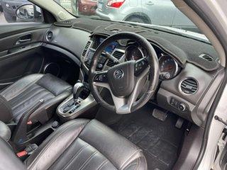 2013 Holden Cruze JH MY13 SRi V White 6 Speed Automatic Sedan