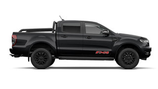 2021 Ford Ranger PX MkIII 2021.75MY FX4 Shadow Black 10 Speed Sports Automatic Double Cab Pick Up.