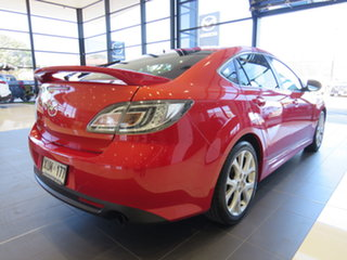 2008 Mazda 6 Luxury Sports Hatchback