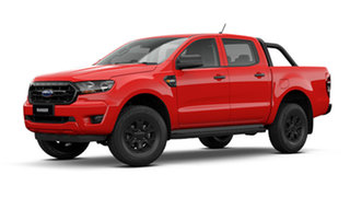 2021 Ford Ranger PX MkIII 2021.75MY Sport True Red 6 Speed Sports Automatic Double Cab Pick Up