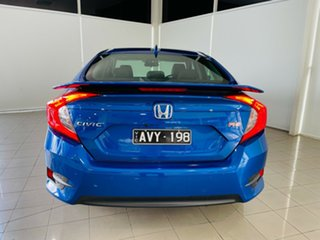 2018 Honda Civic 10th Gen MY18 RS Blue 1 Speed Constant Variable Hatchback