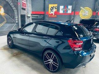 2013 BMW 1 Series F20 MY0713 116i Steptronic Blue 8 Speed Sports Automatic Hatchback