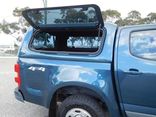 2016 Holden Colorado RG MY16 LS Crew Cab Blue 6 Speed Sports Automatic Utility