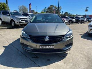 2018 Holden Astra BK MY18 LS+ Sportwagon Grey 6 Speed Sports Automatic Wagon.