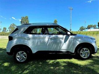 2021 Hyundai Venue QX.V3 MY21 Polar White 6 Speed Automatic Wagon.
