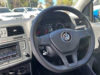 2015 Volkswagen Polo 6R MY15 66 TSI Trendline 7 Speed Auto Direct Shift Hatchback