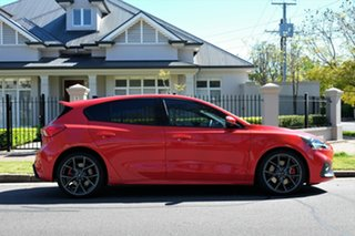 2020 Ford Focus SA 2021MY ST Race Red 7 Speed Automatic Hatchback