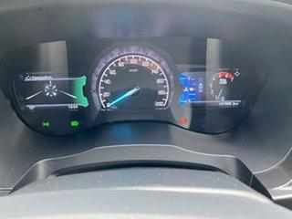 2018 Ford Ranger PX MkIII 2019.00MY Wildtrak Silver 6 Speed Manual Utility