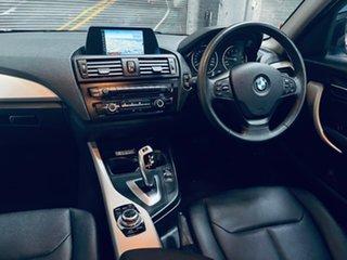 2013 BMW 1 Series F20 MY0713 116i Steptronic Blue 8 Speed Sports Automatic Hatchback.