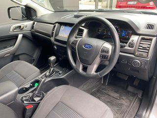 2019 Ford Ranger PX MkIII 2019.00MY XLT Silver 6 Speed Sports Automatic Double Cab Pick Up