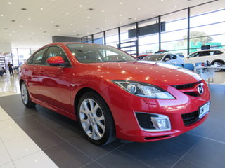 2008 Mazda 6 Luxury Sports Hatchback.
