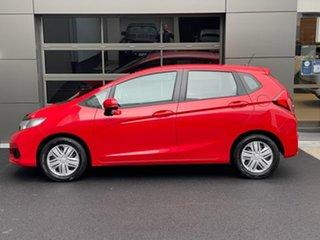2018 Honda Jazz GF MY19 VTi Red 1 Speed Constant Variable Hatchback