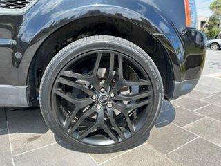 2011 Land Rover Range Rover Sport L320 11MY TDV6 Luxury Black 6 Speed Sports Automatic Wagon