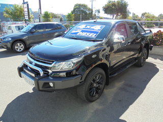 2016 Holden Colorado RG MY17 LTZ Pickup Crew Cab Black 6 Speed Sports Automatic Utility.
