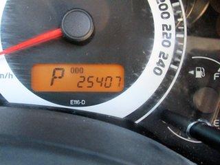 2009 Toyota Corolla ZRE152R Ascent Blue 4 Speed Automatic Sedan