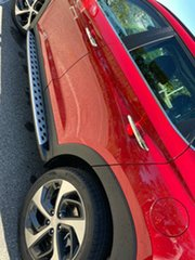 2016 Hyundai Tucson TLe MY17 Highlander D-CT AWD Ultimate Red 7 Speed Sports Automatic Dual Clutch
