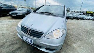 2005 Mercedes-Benz A-Class W169 A170 Classic 5 Speed Manual Hatchback