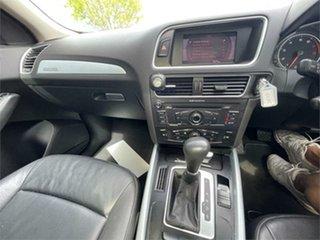 2010 Audi Q5 8R MY10 2.0 TFSI Quattro White 7 Speed Auto Dual Clutch Wagon