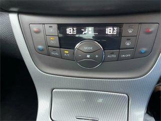 2013 Nissan Pulsar B17 TI Silver Continuous Variable Sedan