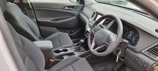 2018 Hyundai Tucson TL2 MY18 Elite AWD White 6 Speed Sports Automatic Wagon