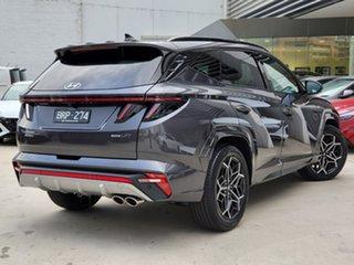 2021 Hyundai Tucson NX4.V1 MY22 Highlander D-CT AWD N Line Grey 7 Speed Sports Automatic Dual Clutch.