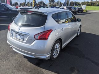 2016 Nissan Pulsar C12 Series 2 SSS Silver 1 Speed Constant Variable Hatchback
