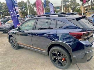 2021 Subaru XV G5X MY21 2.0i-S Lineartronic AWD Dark Blue 7 Speed Constant Variable Wagon.