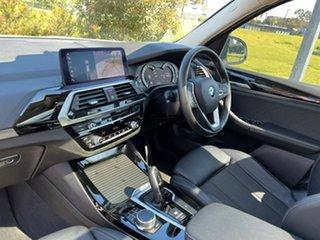 2019 BMW X3 G01 sDrive20i Steptronic White 8 Speed Automatic Wagon