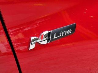 2020 Hyundai i30 PD.V4 MY21 N Line D-CT Premium Red 7 Speed Sports Automatic Dual Clutch Hatchback.