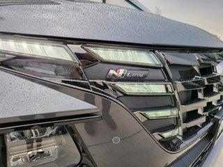 2021 Hyundai Tucson NX4.V1 MY22 Highlander D-CT AWD N Line Grey 7 Speed Sports Automatic Dual Clutch