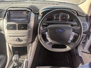 2013 Ford Territory SZ Titanium Seq Sport Shift Lightning Strike 6 Speed Sports Automatic Wagon