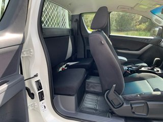 2016 Mazda BT-50 UR XT White Sports Automatic Cab Chassis