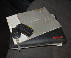 2012 Nissan Patrol GU VII ST (4x4) Gold 4 Speed Automatic Wagon.