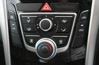 2016 Hyundai i30 GD4 Series II MY17 Active Black 6 Speed Manual Hatchback