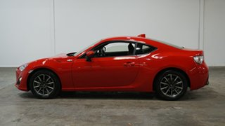 2016 Toyota 86 ZN6 GT Red 6 Speed Sports Automatic Coupe