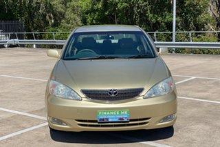 2004 Toyota Camry ACV36R Ateva Gold 4 Speed Automatic Sedan