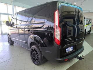 2019 Ford Transit Custom VN 2019.75MY 340S (Low Roof) Agate Black Metallic 6 Speed Automatic Van.