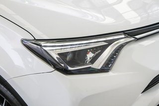 2016 Toyota RAV4 ZSA42R MY17 GXL (2WD) Glacier White Continuous Variable Wagon